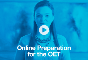Online Preparation for the OET