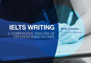 IELTS Writing a Comparative Analysis of Different Band Scores