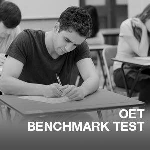 Check your OET level