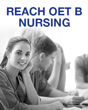 Reach OET B Nursing