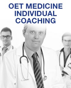 OET Medicine Individual Coaching