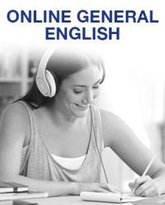 ONLINE GENERAL ENGLISH