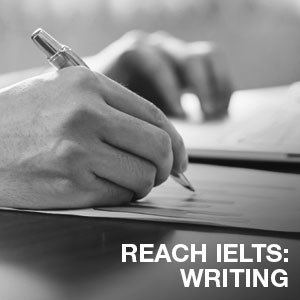 Reach IELTS: Writing