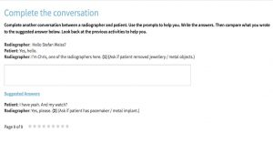 English for Radiography Conversation