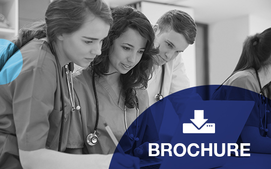 Medical English for Universities Brochure