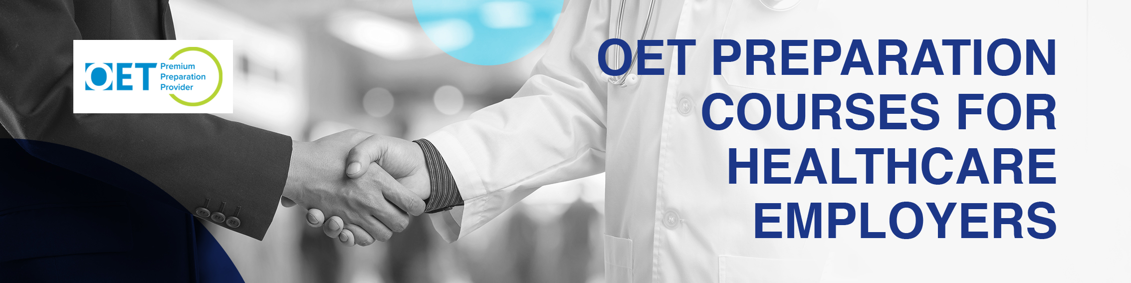 OET Preparation for Healthcare Employers