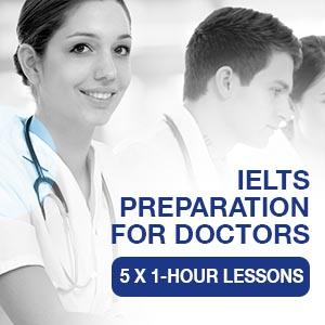 IELTS PREPARATION FOR DOCTORS 5x1