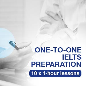 ONE-TO-ONE IELTS PREPARATION 10