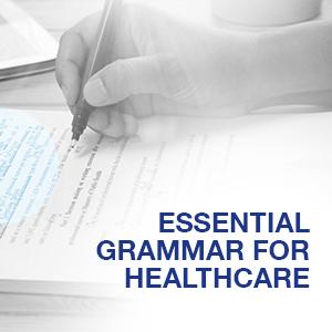 Essential Grammar for Healthcare