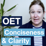 Conciseness and Clarity